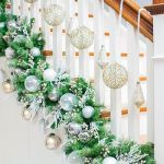 Brilliant Christmas Garland Decorating Ideas 221