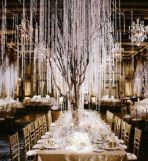 Captivating Beautiful Winter Wedding Decoration Ideas
