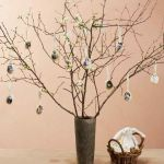 Colorful Easter Egg Tree Ideas To Celebrate The Easter Day