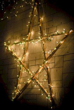 Elegant Outdoor Christmas Lights Decoration Ideas