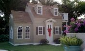Implausible Playhouse Plan Into Your Existing Backyard Space