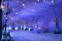 Nice Beautiful Winter Wedding Decoration Ideas