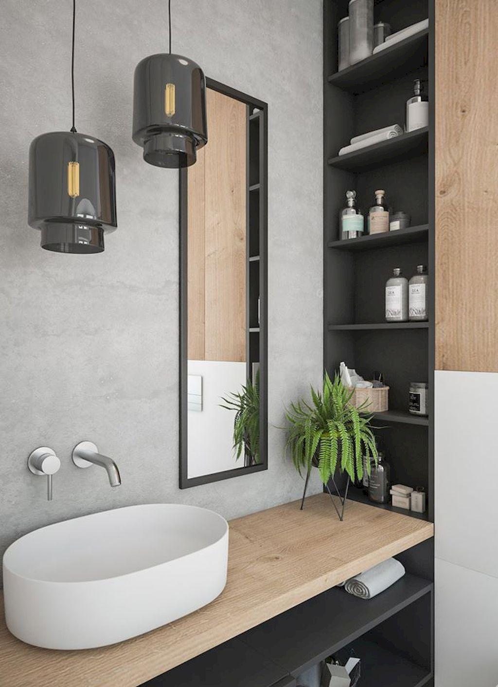 Nice Stylish Color Scheme For Your Bathroom