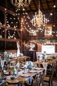 Stunning Beautiful Winter Wedding Decoration Ideas