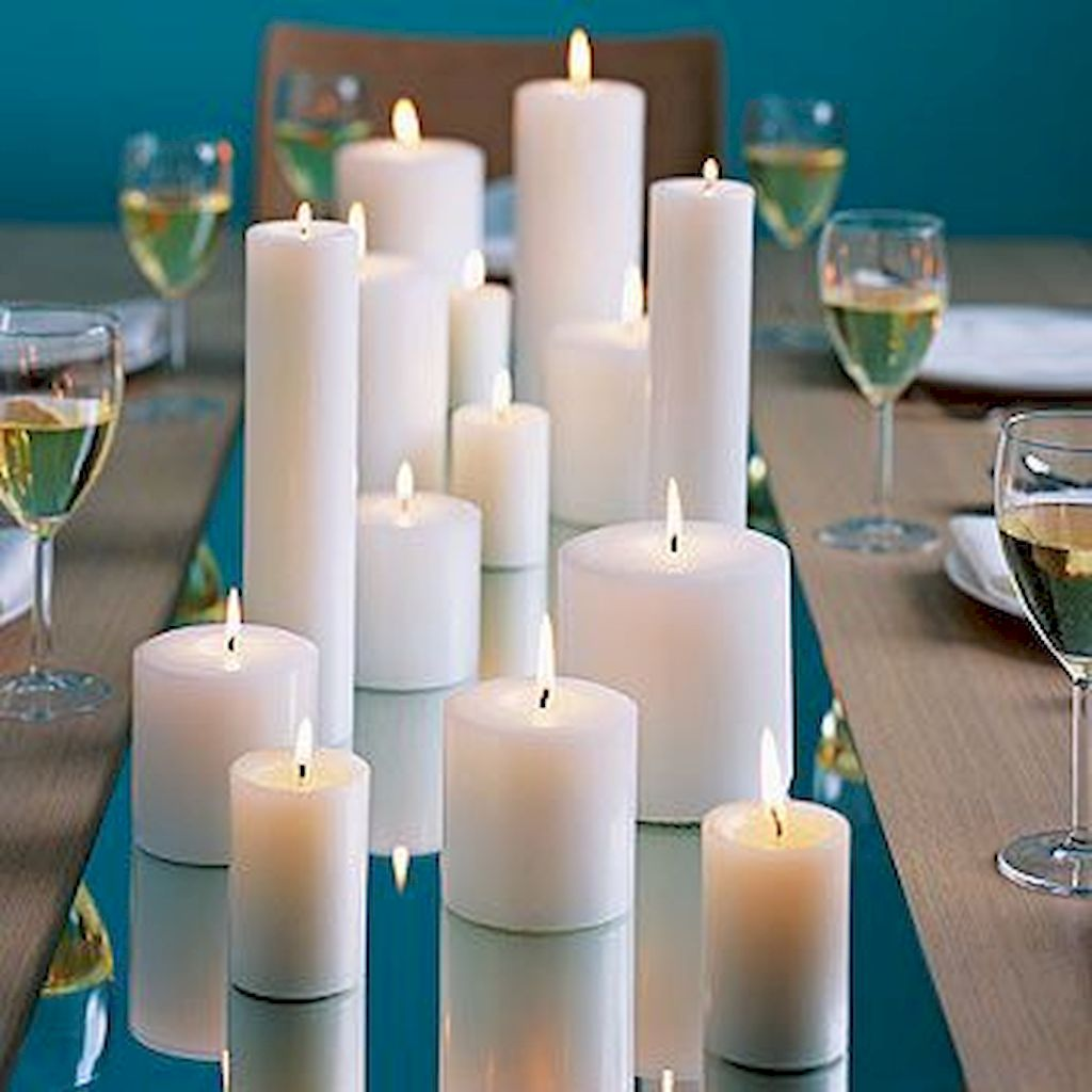 Stunning Thanksgiving Candle Displays Ideas And Placements