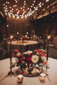 Sumptuous Beautiful Winter Wedding Decoration Ideas