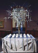 Superb Beautiful Winter Wedding Decoration Ideas