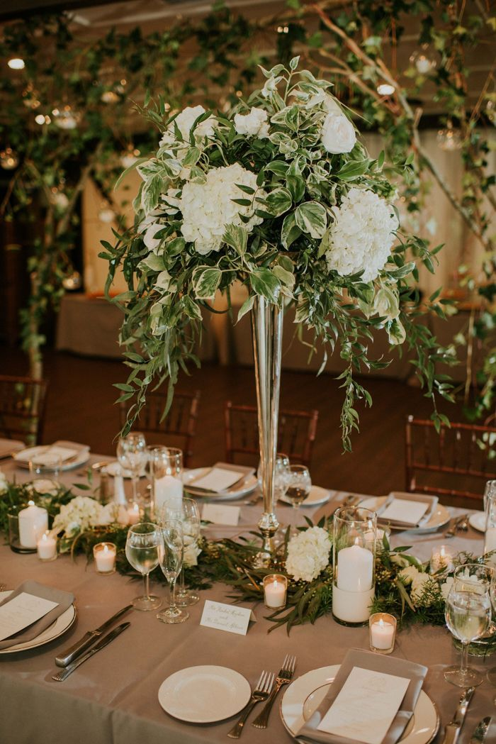 Superb Beautiful Winter Wedding Decoration Ideas