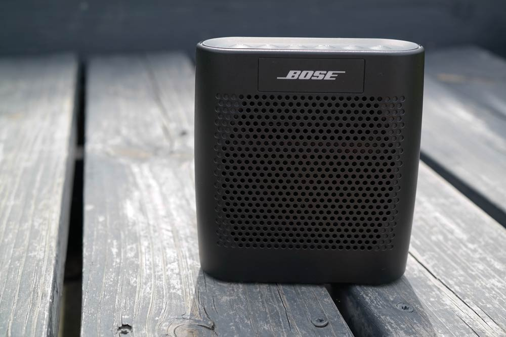 Bose SoundLink Color Bluetooth speaker in black