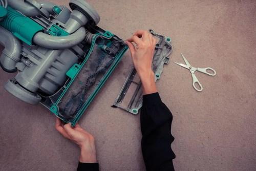 Upright Vacuum Repair