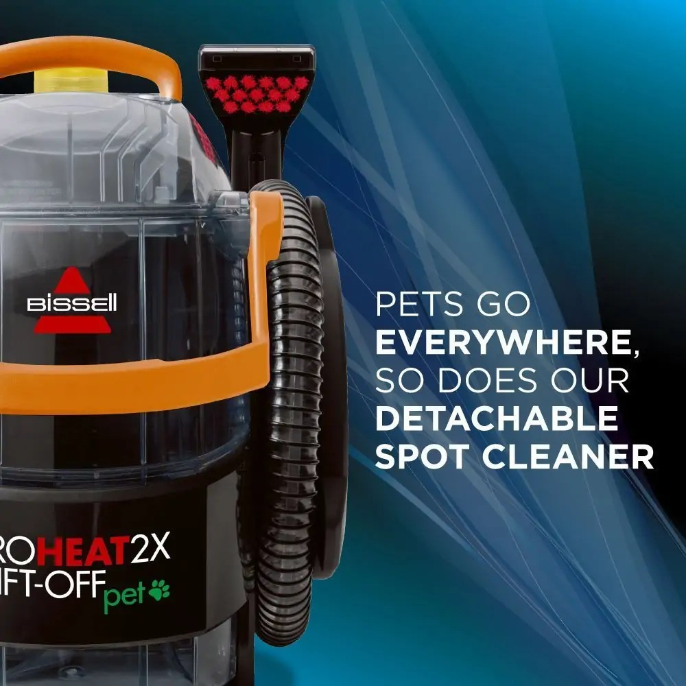 bissell vs hoover carpet cleaners - Bissell Pet Carpet Cleaner