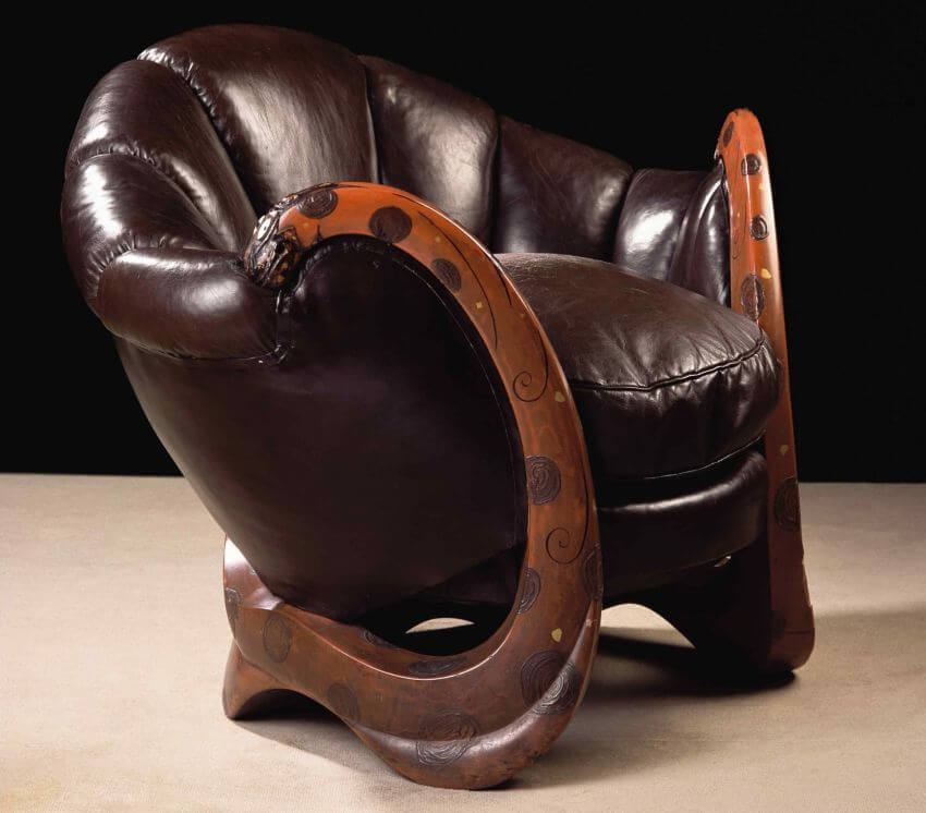 The Dragons Chair