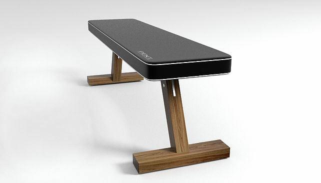 luxury fitness bench