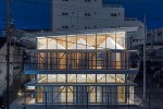 Kanagawa Flexible Architecture For Residences And Office Use