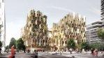 Eco Luxury Plant Covered Paris Hotel By Kengo Kuma