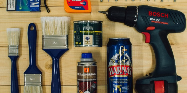 diy projects that will go over budget