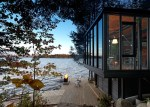 Ontario Modern Boat House By The Lake