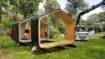 The Modular Micro Home Made Out Of Cardboard