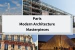 Paris Modern Architecture Masterpieces