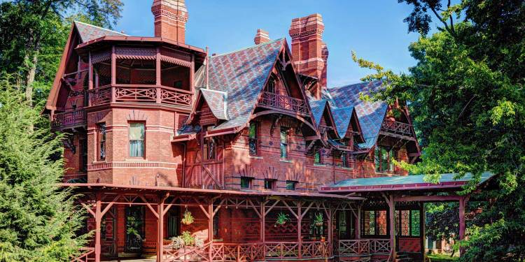 Mark Twain's Connecticut House