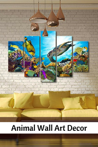Animal Wall Art Decor