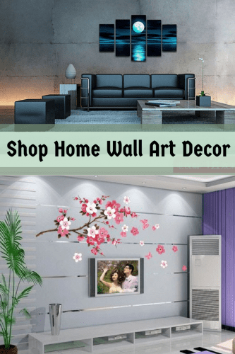 Shop Home Wall Art Decor