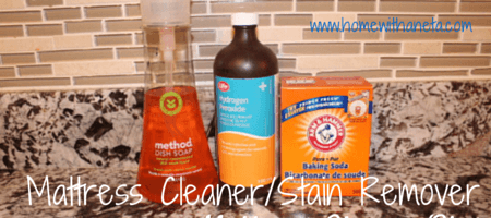 DIY Mattress Cleaner