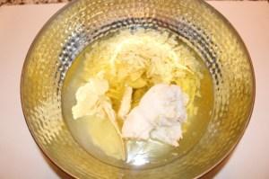 whipped body butter oils