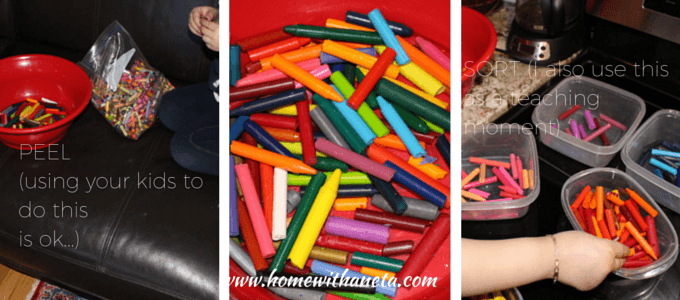 Crayon DIY for Valentines Day and Why I am NOT Doing it