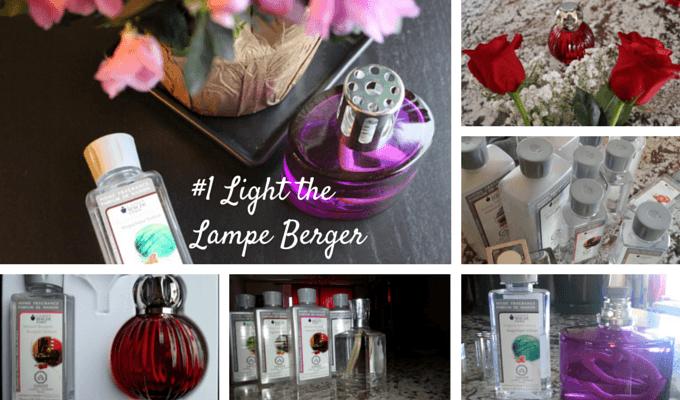 #1 Light the Lampe Berger