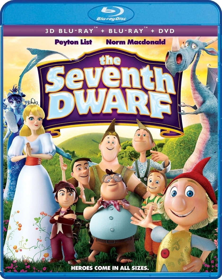 The Seventh Dwarf DVD Released on August 18
