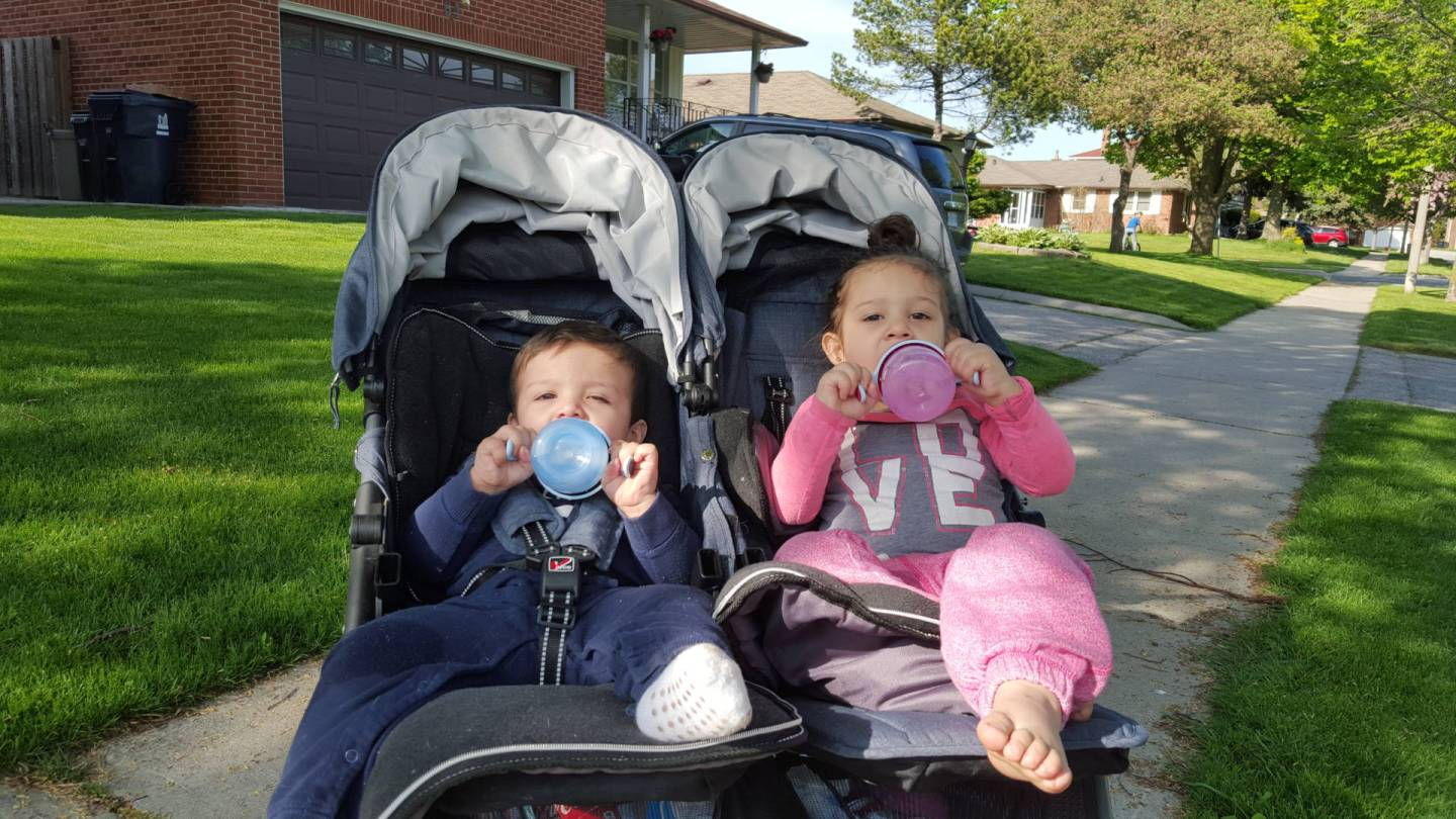 Two-Step Approach to Transitioning to the Sippy Cup