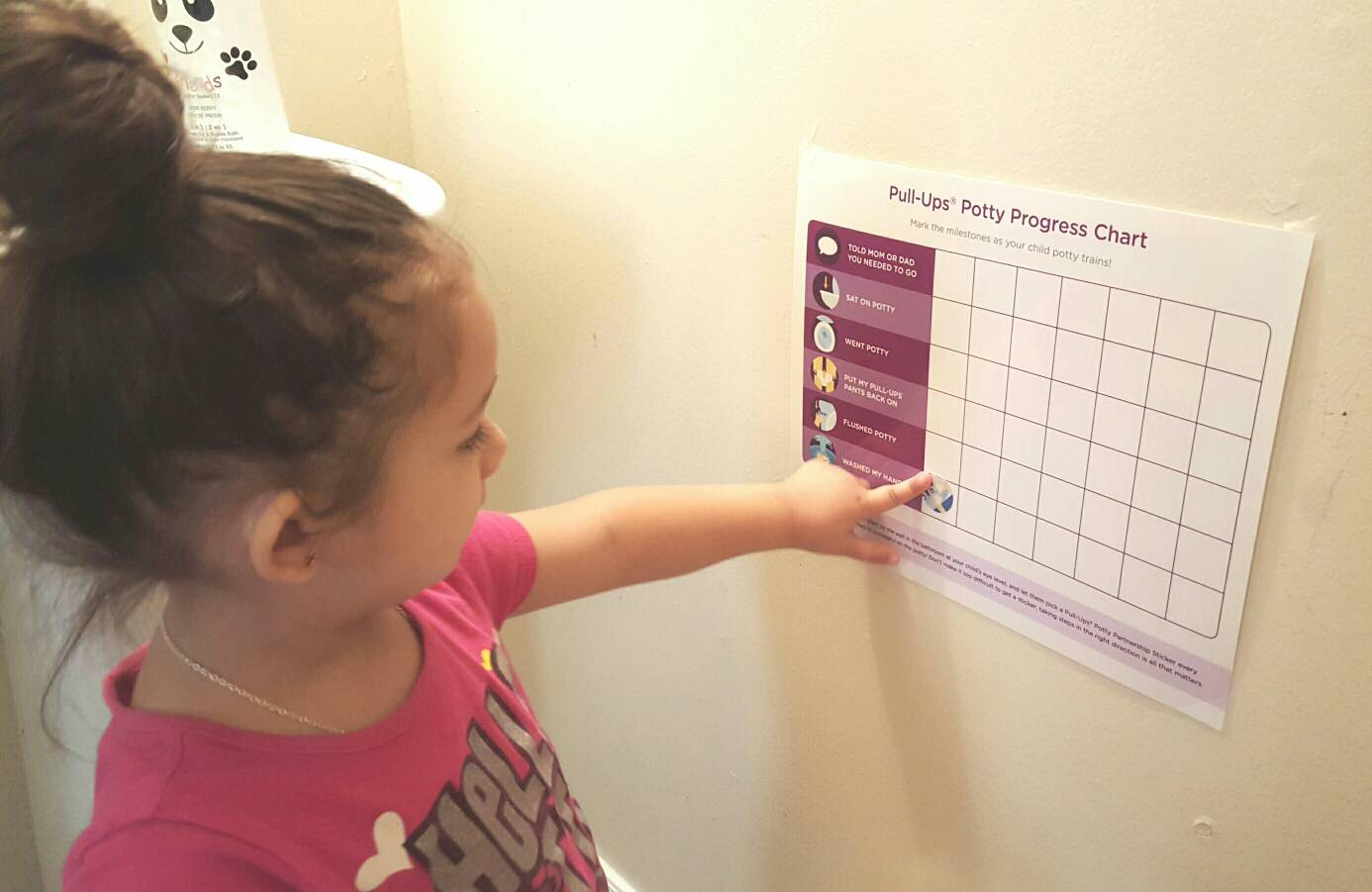 How we Achieved Potty-Training Success #PottyPartnership