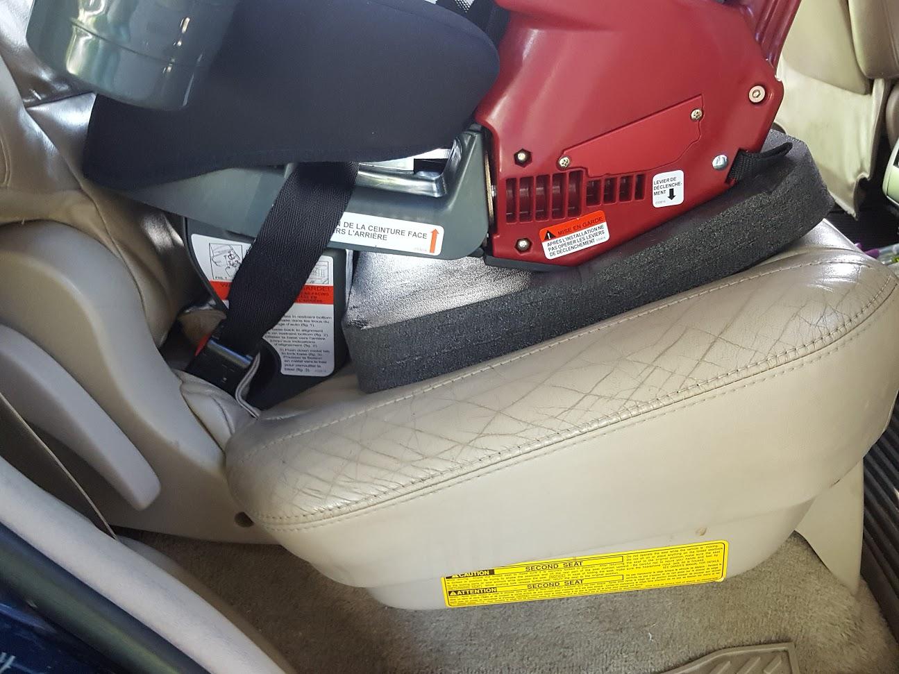 Installing Diono Radian Rxt Car Seat