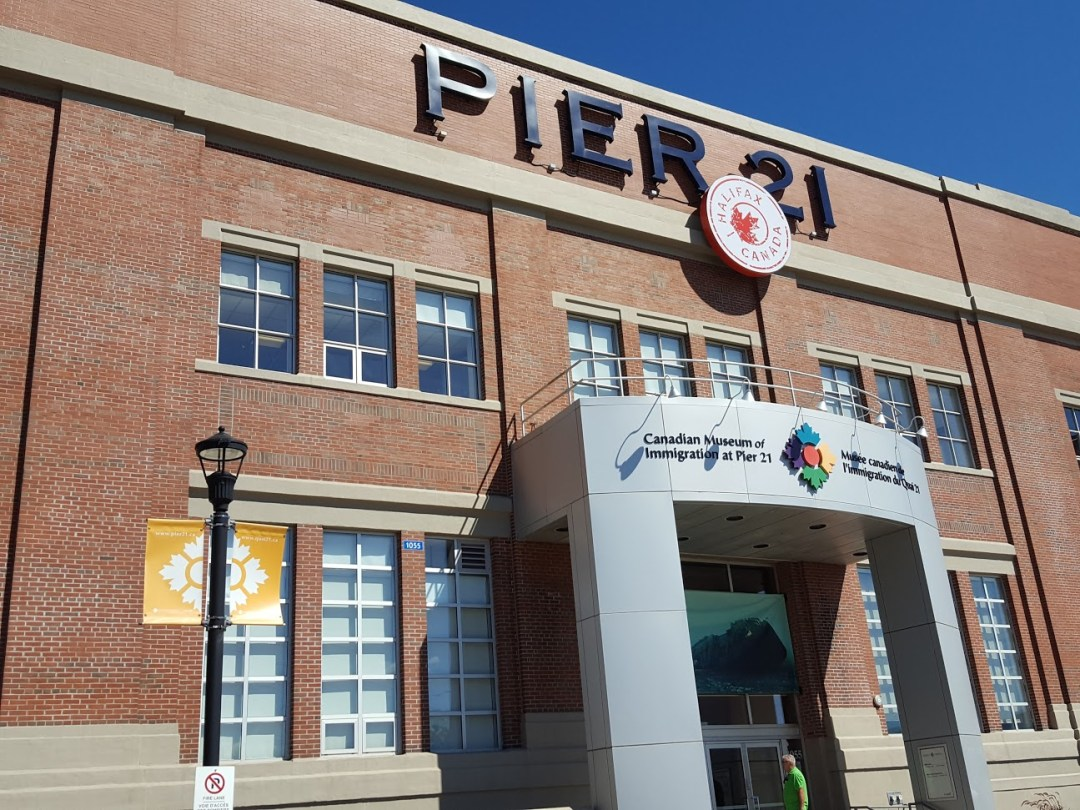 Halifax, Nova Scotia: Pier 21 and the Canadian Museum of Immigration