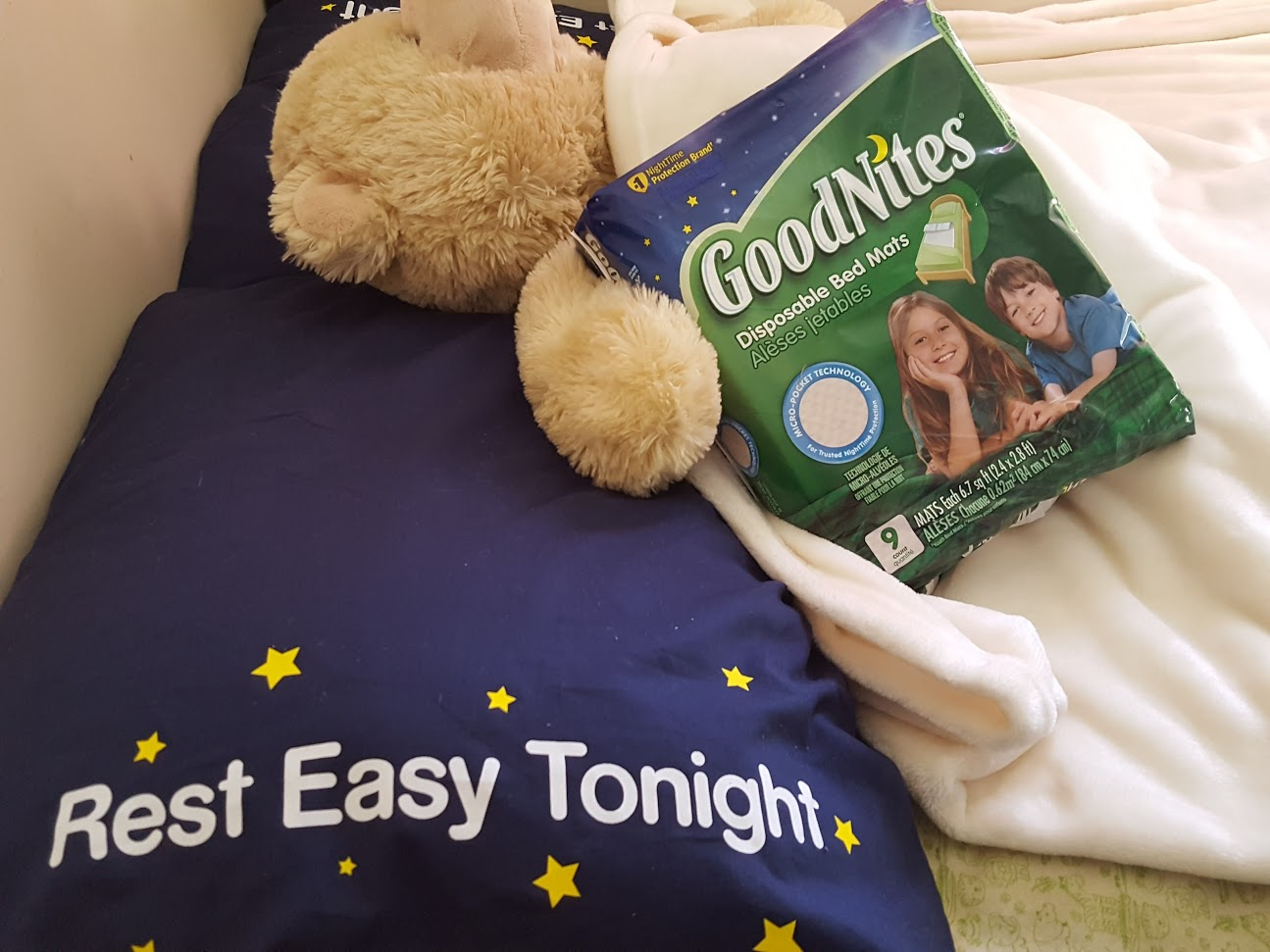 Nighttime Wetting Tips & Tricks from GoodNites