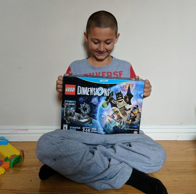 Everything is Awesome With Lego Dimensions