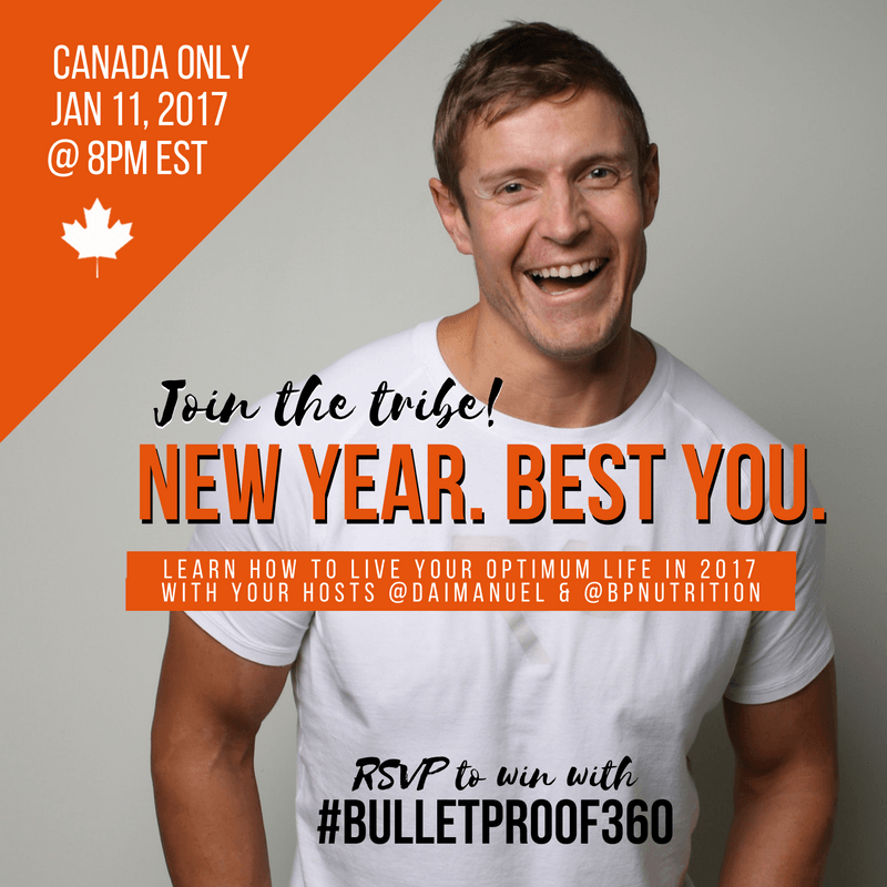 #Bulletproof360 Twitter Party