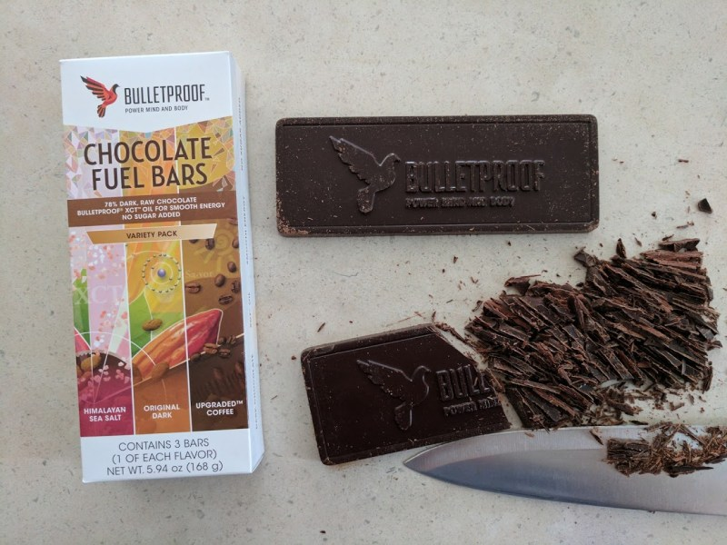bulletproof360 Chocolate Fuel Bar Truffles
