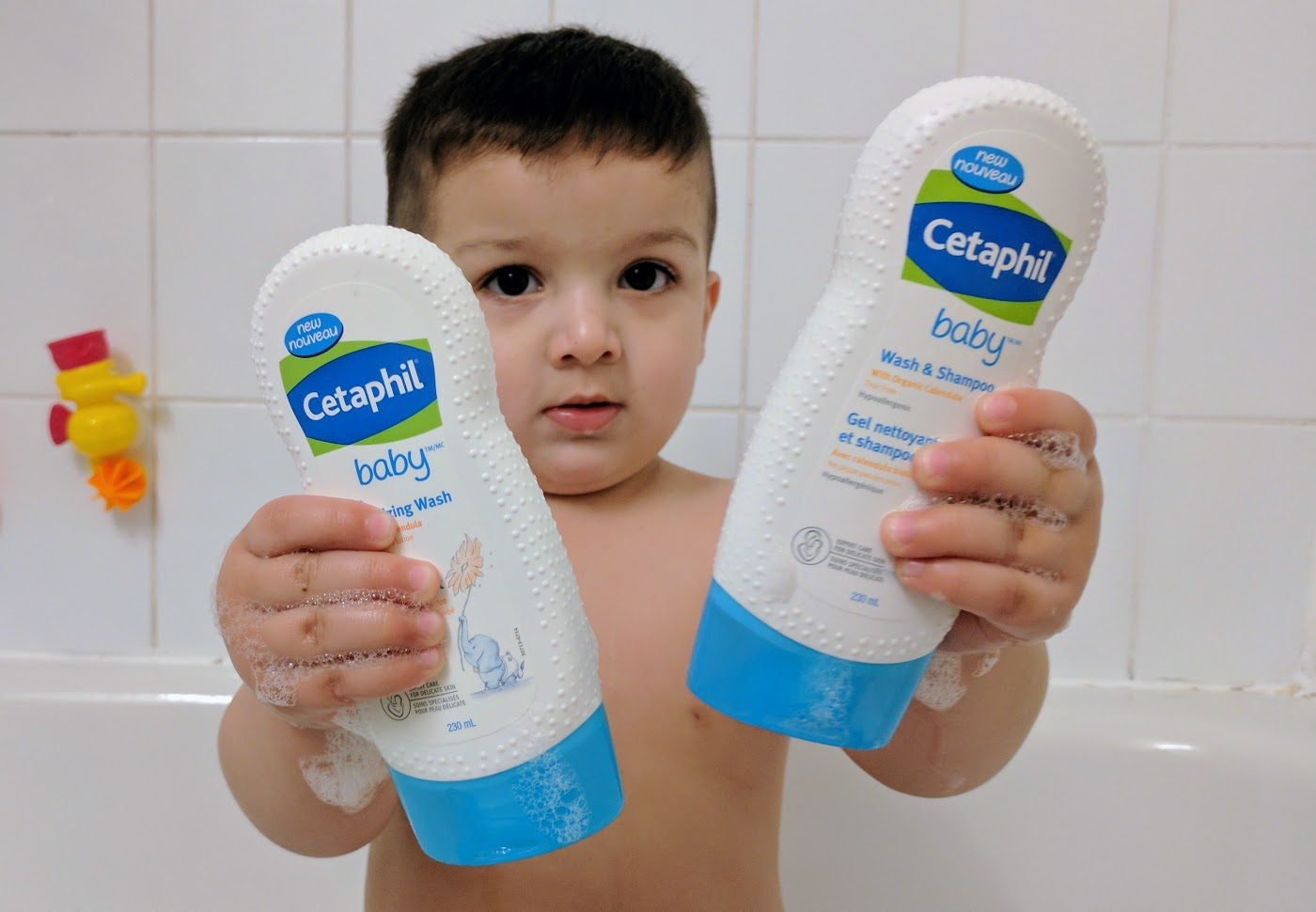 How Cetaphil Baby is Helping Us Keep Our Cradle Cap in Check #CetaphilBaby #ad