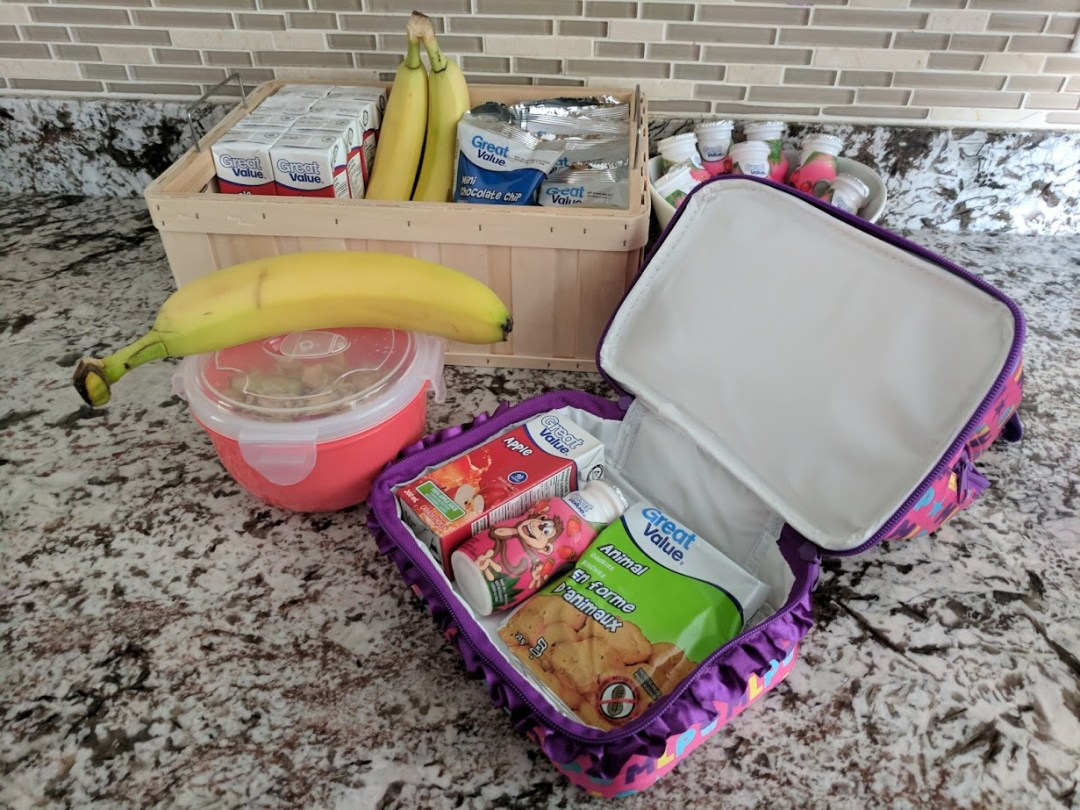 How We Got Our Kids to Make Their Own School Lunches #SaveMoneyEatBetter #ParentWins #ad