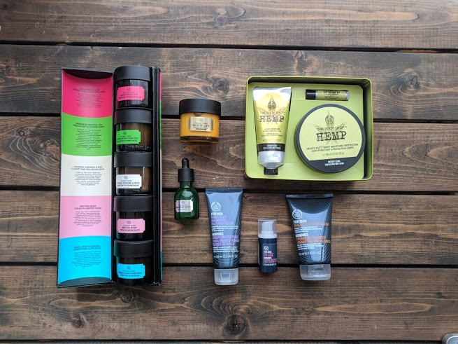 Gifts for Dad from The Body Shop + Giveaway #TBSGiftingHacks