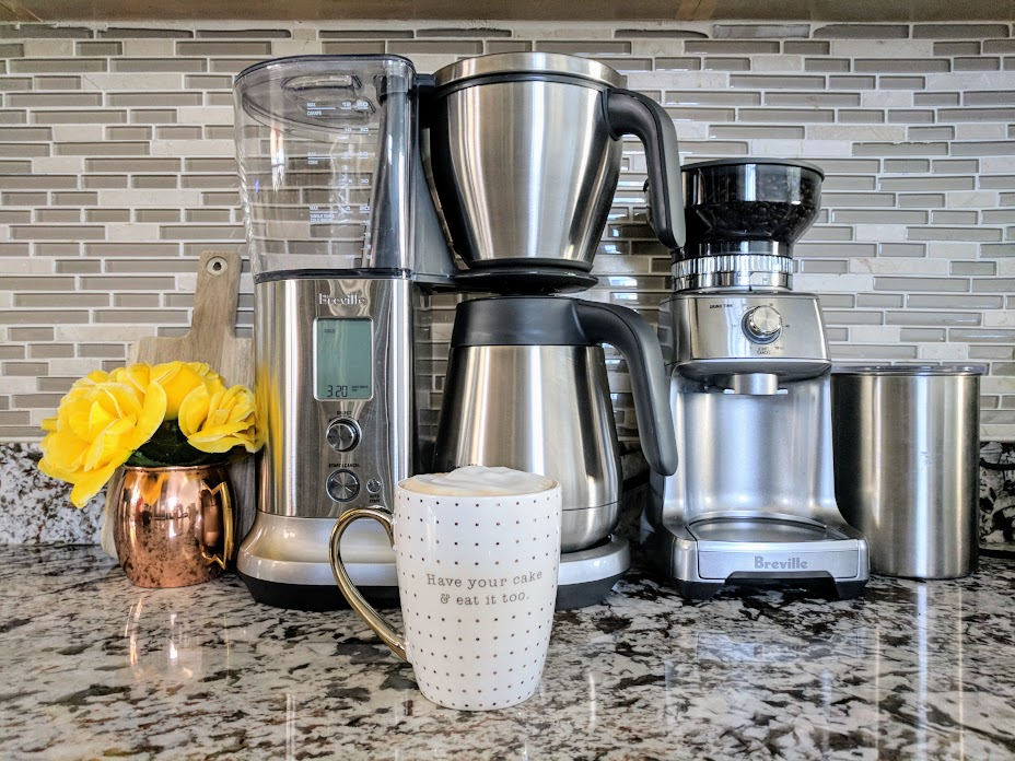 The Best Cup: A Breville Precision Brewer + Dose Control Pro Story