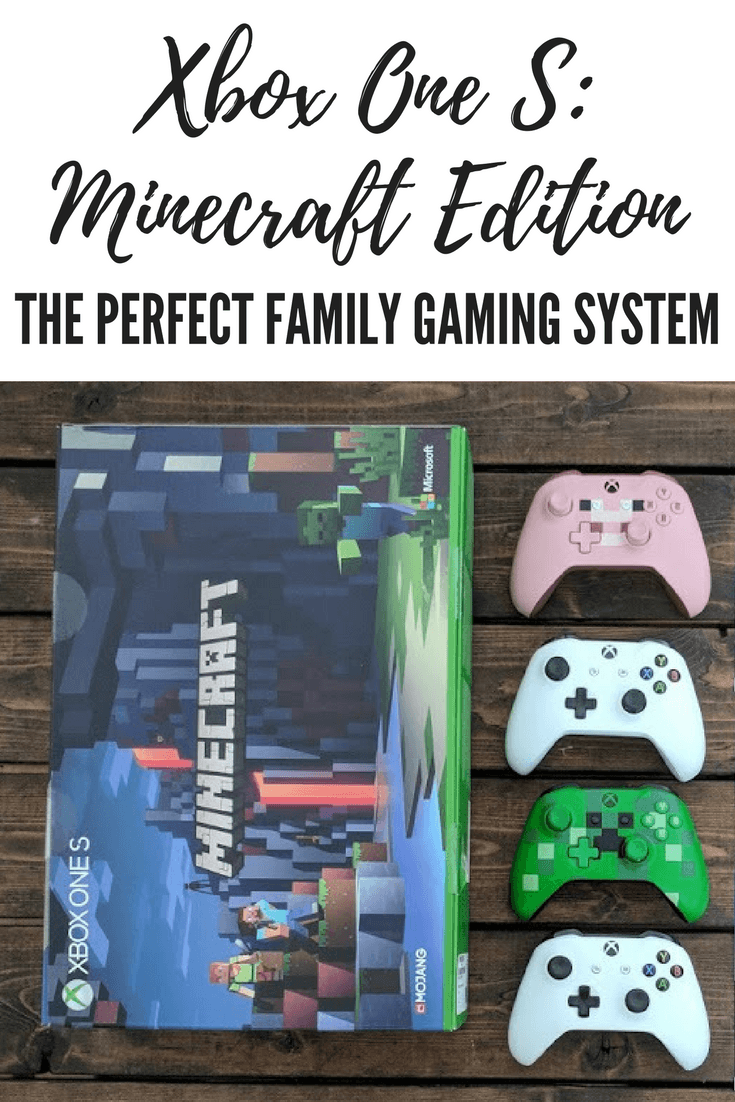 Xbox One S: The Perfect Family Gaming System