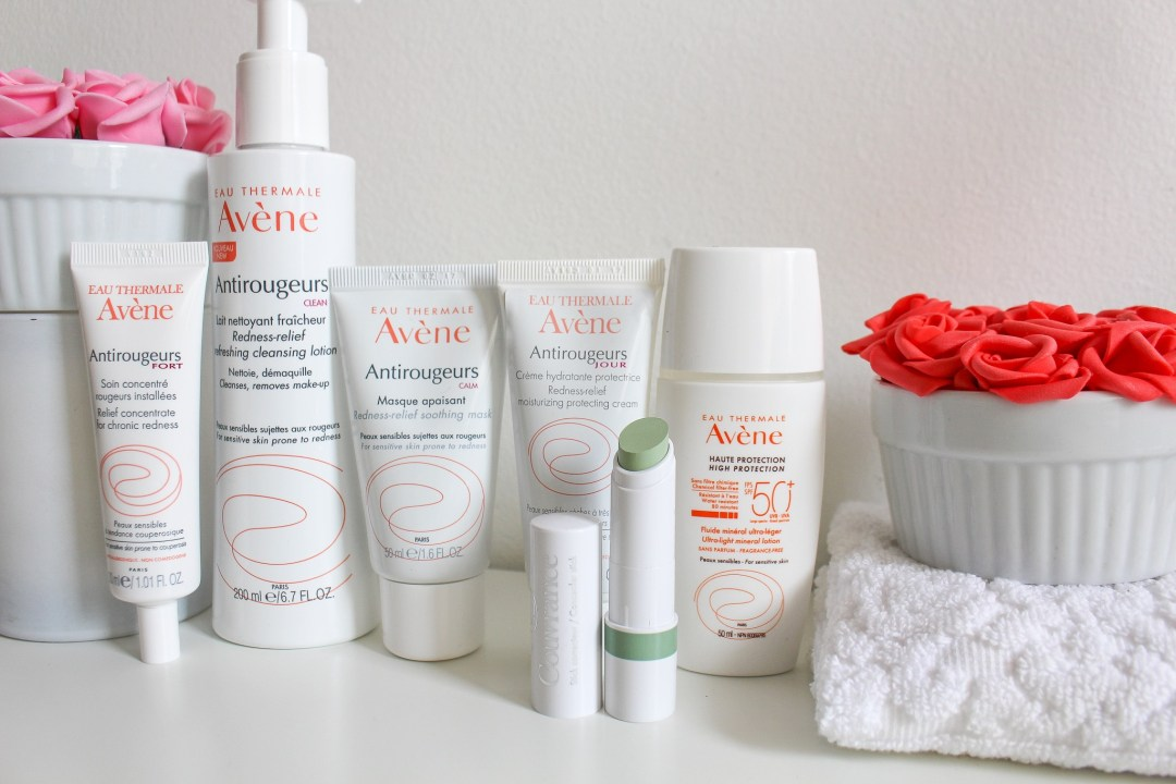 Combating Skin Redness with Eau Thermale Avène Antirougeurs