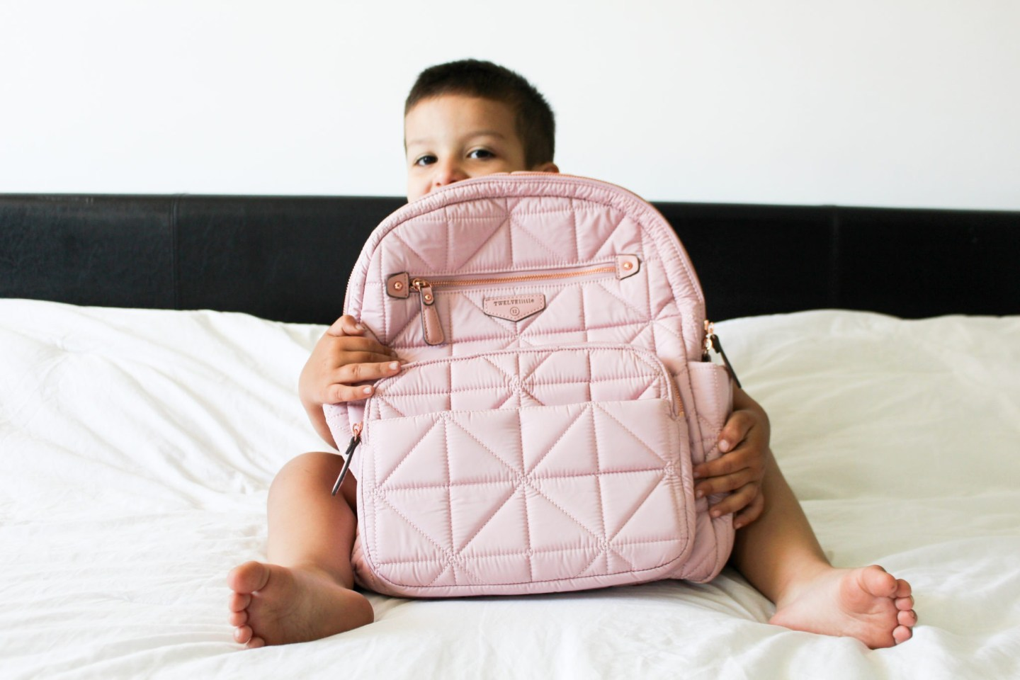 TWELVElittle Companion Backpack — The Best Diaper Bag