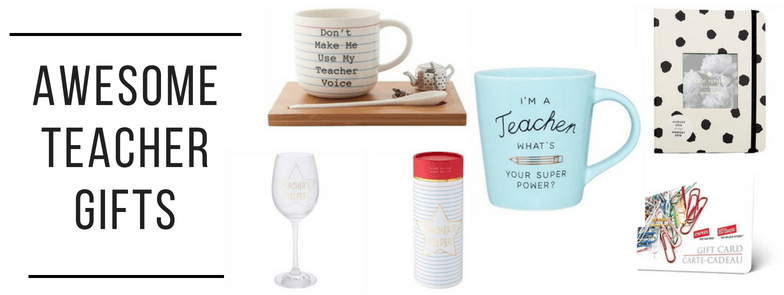 awesome teacher gifts