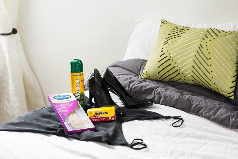 Summer Wedding Guest Emergency Kit