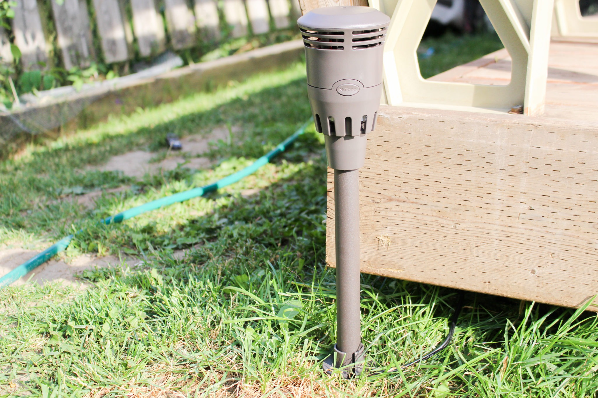 NuTone Haven Backyard  Mosquito Repellent System