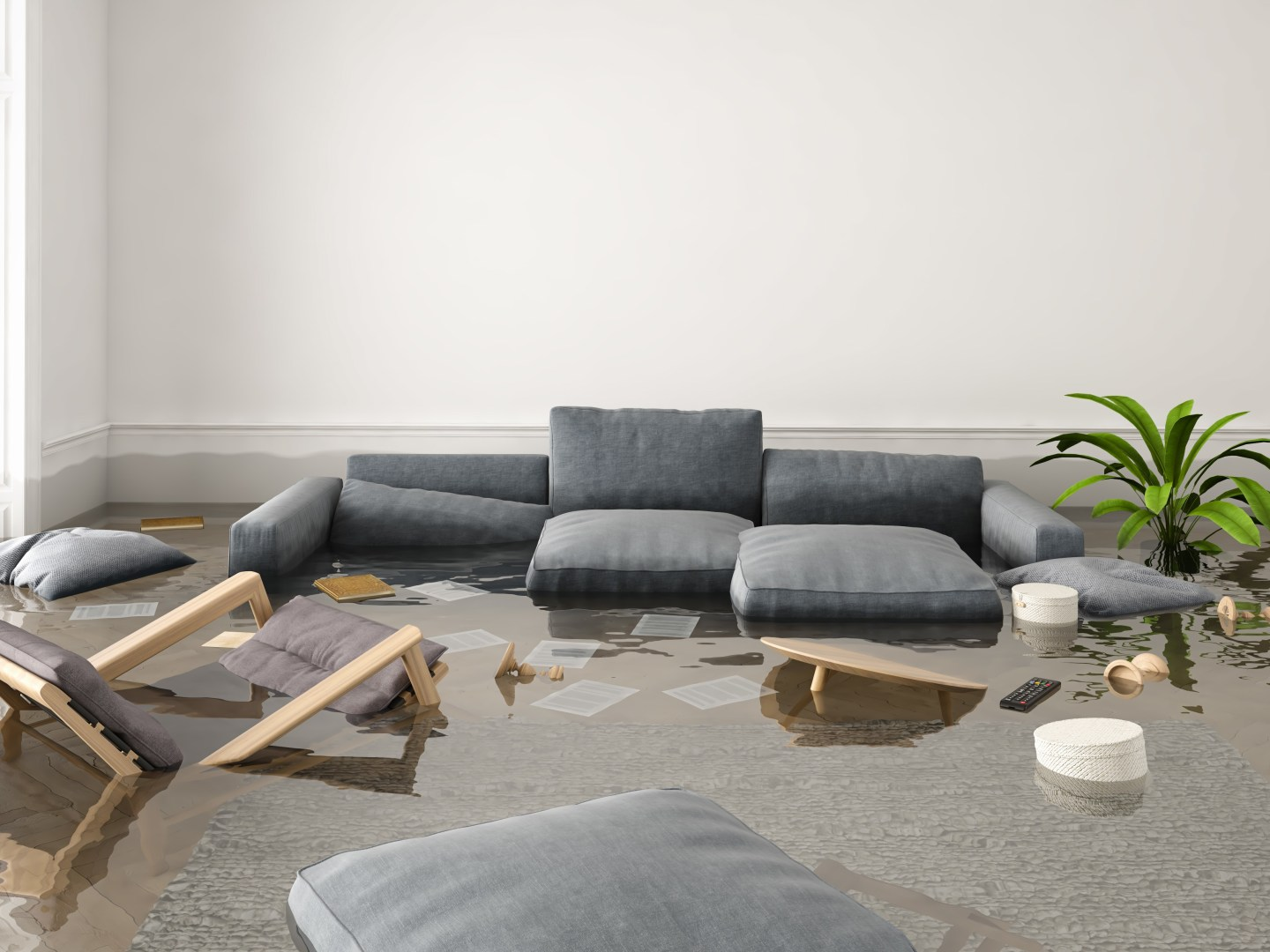 Water Damage Protection with Comprehensive Water from The Co-operators